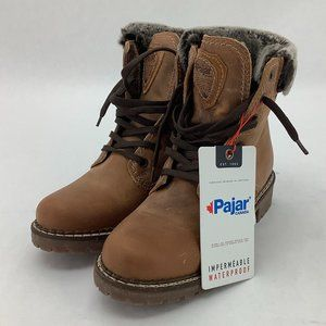 Pajar | Women's Ankle High Boots | Brown